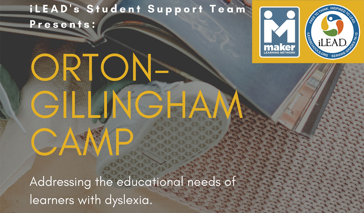 Orton-Gillingham Camp